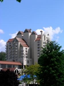 The 5-Star Coeur d'Alene Resort Hotel